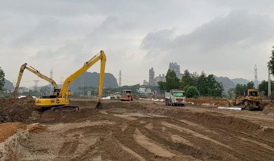 Đẩy nhanh tiến độ GPMB Dự án cao tốc Bắc- Nam phía Đông, đoạn Mai Sơn - Quốc lộ 45