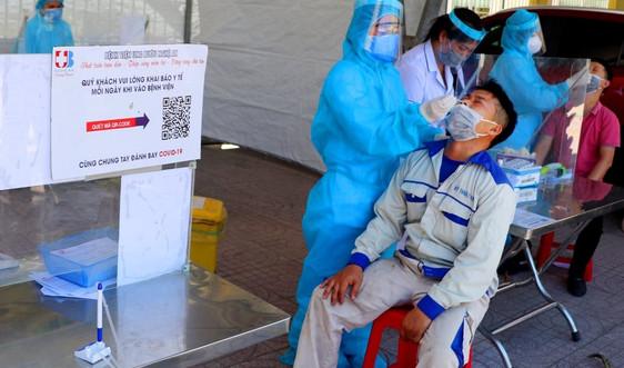 Nghệ An: Thêm 1 trường hợp dương tính với Virus SARS-CoV-2