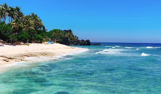 """""""Giải nhiệt"""" ở đảo xanh An Bình"""
