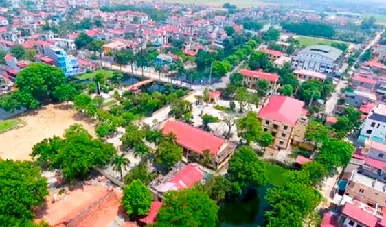 Thanh Hóa: Mở rộng quy hoạch xây dựng thị trấn Thiệu Hóa đến năm 2035