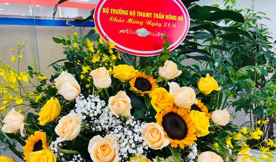 Lời cảm ơn của Báo Tài nguyên và Môi trường nhân kỷ niệm 96 năm Ngày Báo chí Cách mạng Việt Nam