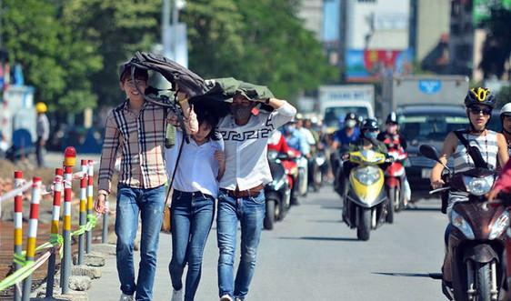 Dự báo thời tiết ngày 22/6: Hà Nội tiếp tục nắng nóng