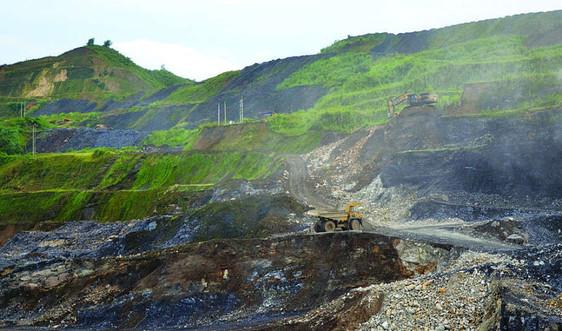 Bổ sung chế tài xử lý vi phạm về quản lý khoáng sản tại khu vực dự trữ quốc gia