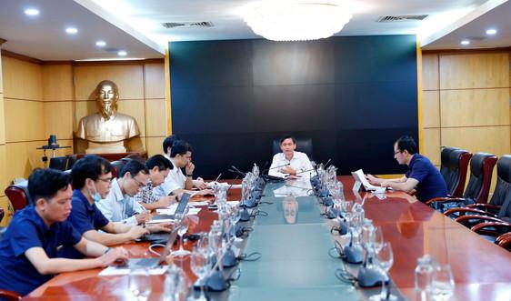 Bộ TN&MT xây dựng Chương trình hành động thực hiện Nghị quyết Đại hội toàn quốc lần thứ XIII của Đảng
