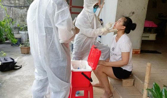 Lào Cai: Thêm 2 trường hợp F1 của bệnh nhân 12255 nghi nhiễm Covid-19