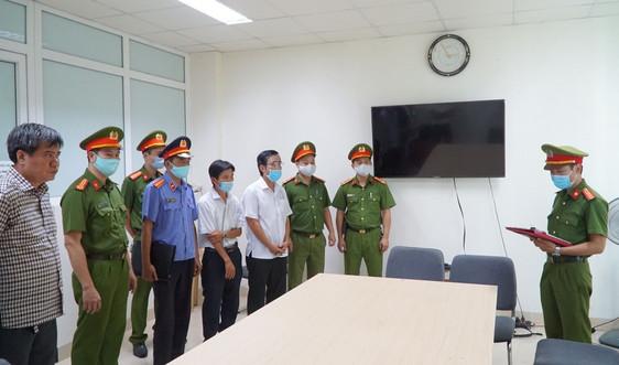 Thêm nhiều đối tượng bị khởi tố trong đường dây kê khống mộ giả tại Huế