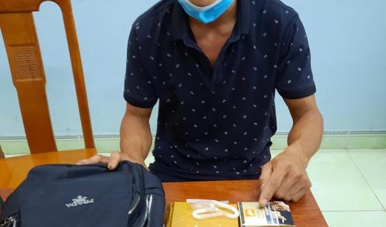 Quảng Nam: Tạm giữ đối tượng tàng trữ trái phép chất ma túy