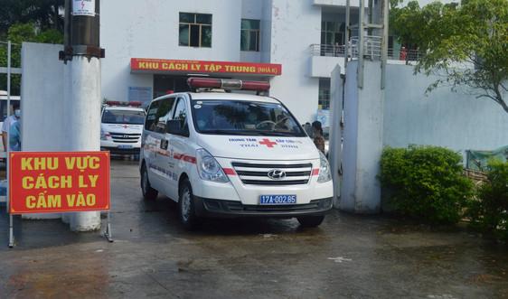 Thái Bình: Thêm 1 ca dương tính với Covid-19 liên quan đến tài xế, phụ xe chạy tuyến Bắc-Nam