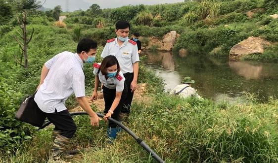 Yên Bái:  Kiểm tra đột xuất trang trại nuôi lợn tại thị xã Nghĩa Lộ