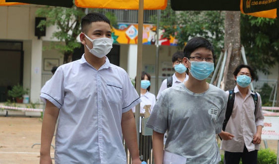 Hà Nội có 31 học sinh lớp 12 bị ảnh hưởng bởi dịch Covid-19