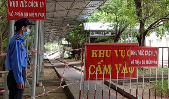 Phú Yên: Thành phố Tuy Hòa thực hiện giãn cách xã hội kể từ 15 giờ 00 ngày 24/6/2021.