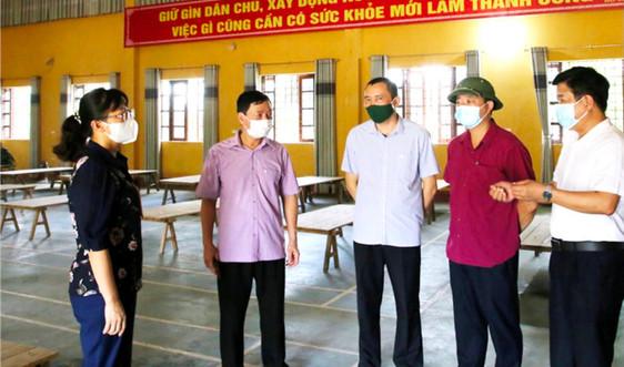 Lào Cai: Triển khai nhiều giải pháp cấp bách ứng phó với dịch Covid-19