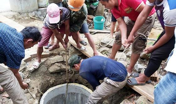 Quảng Nam: Giải bài toán về nước sạch cho người dân miền núi