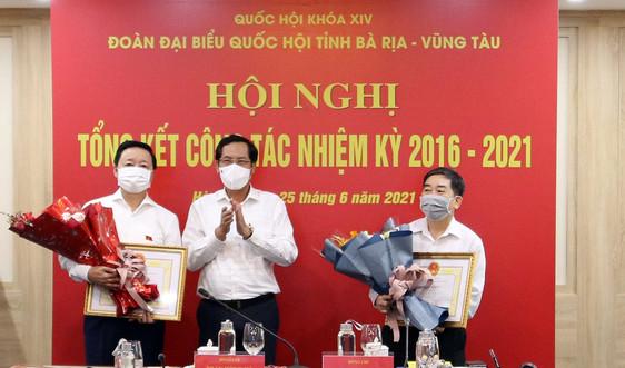Đoàn ĐBQH tỉnh Bà Rịa- Vũng Tàu xứng đáng với vai trò, trách nhiệm là người đại biểu dân cử