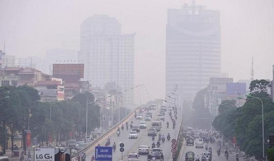 Các chỉ số đánh giá Kế hoạch quản lý chất lượng môi trường không khí