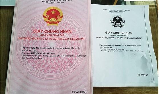 Kon Tum: Cảnh báo tình trạng làm giả Giấy chứng nhận quyền sử dụng đất