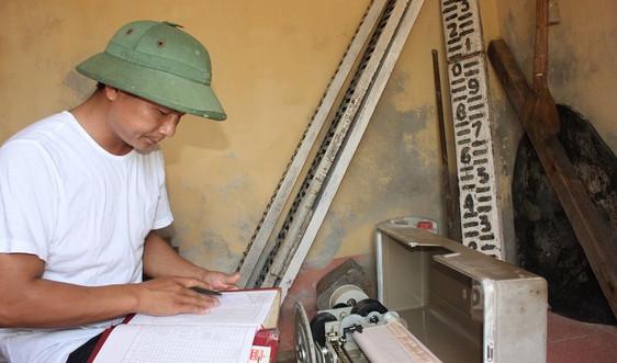 Nghệ An: Đẩy mạnh phát triển mạng lưới trạm khí tượng, thủy văn