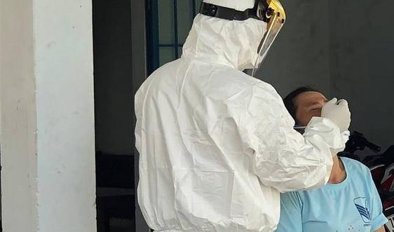 Quảng Ngãi: Ghi nhận 12 ca dương tính SARS-CoV-2 trong ngày 26/6