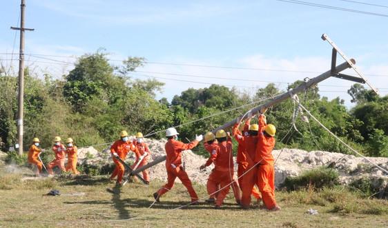 Huế: Diễn tập xử lý sự cố, phòng chống thiên tai và tìm kiếm cứu nạn