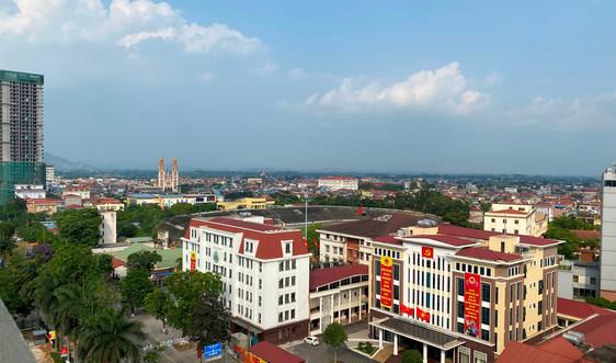Chủ tịch tỉnh Thái Nguyên chỉ đạo rà soát toàn bộ quỹ đất công viên cây xanh