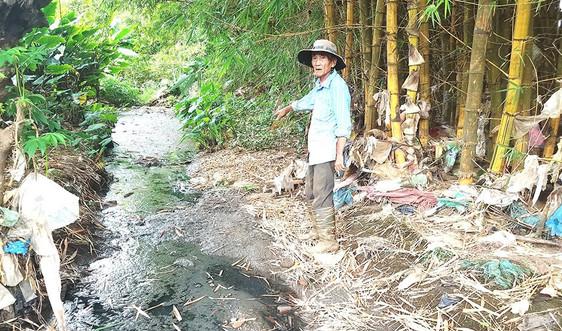 Gia Lai trước thách thức ô nhiễm nguồn nước mặt. Bài 1: Ô nhiễm và giảm sức chịu tải