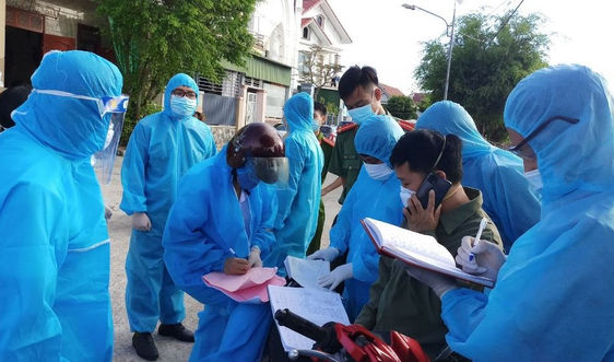 Hà Tĩnh: Phát hiện thêm 1 trường hợp dương tính với SARS-CoV2 trong cộng đồng