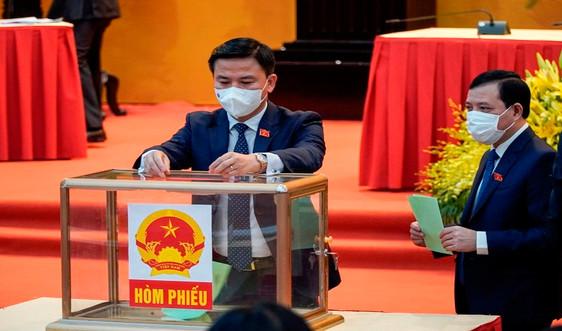 Chủ tịch HĐND và UBND tỉnh Thanh Hóa tái đắc cử nhiệm kỳ 2021 – 2026