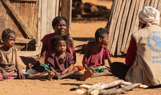 Hạn hán khiến khoảng 400.000 người có nguy cơ chết đói ở Madagascar