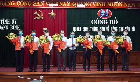 Ông Nguyễn Huệ được bổ nhiệm làm Giám đốc Sở TN&MT Quảng Bình
