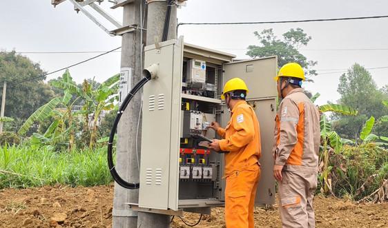 Điện lực Điện Biên: Xây mới trạm biến áp để phục vụ khách hàng tốt hơn