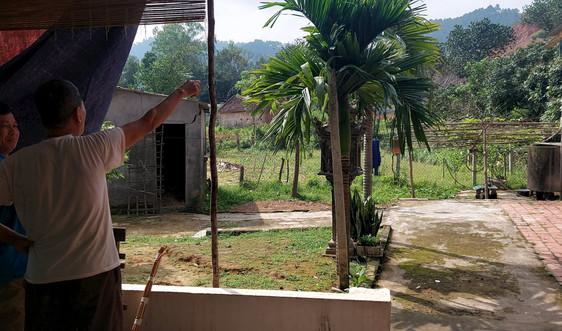 Nam Đàn (Nghệ An): Sống bất an dưới chân núi sạt lở