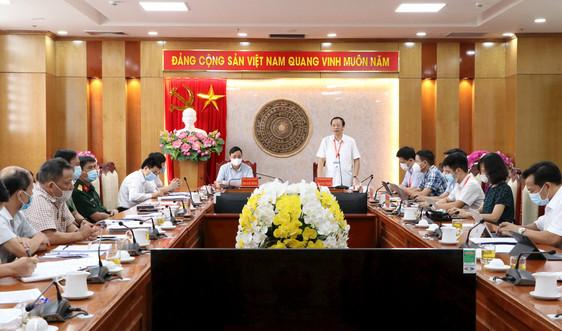 Bộ Giáo dục và Đào tạo làm việc với tỉnh Thái Nguyên