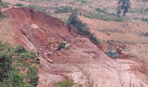 Nghệ An: Kiến nghị không phải thực hiện thủ tục chấp thuận chủ trương đầu tư trước khi cấp giấy phép khai thác khoáng sản