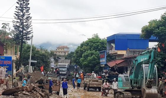 Lào Cai: Khẩn trương sắp xếp di dân ra khỏi vùng nguy cơ sạt lở