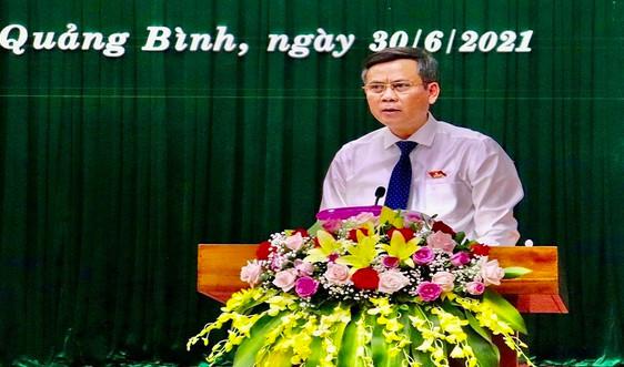 Ông Trần Thắng tái đắc cử Chủ tịch UBND tỉnh Quảng Bình nhiệm kỳ 2021-2026