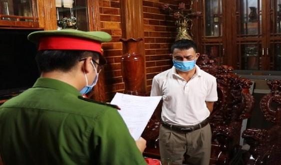 Quảng Bình: Khai thác đất vượt khối lượng một giám đốc doanh nghiệp bị khởi tố