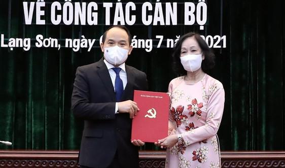 Bộ Chính trị chỉ định tân Bí thư Tỉnh ủy Lạng Sơn