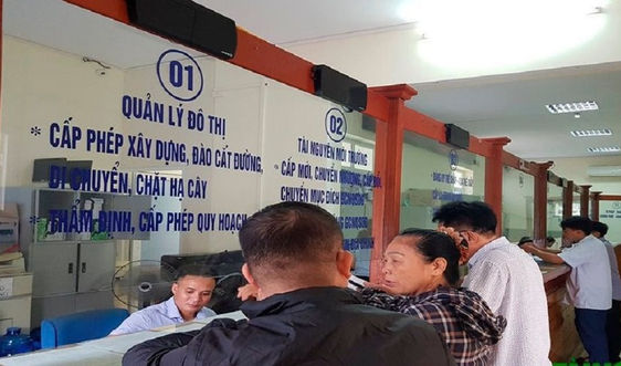 Thanh Hóa: Tăng cường quản lý cấp Giấy CNQSD đất