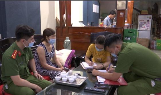 Sơn La: Xử phạt 1 cơ sở karaoke và 19 người vi phạm quy định phòng chống dịch
