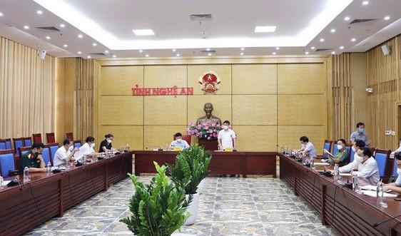 Nghệ An: TP.Vinh chuyển sang giãn cách xã hội theo CT 15 từ 0h ngày 3/7