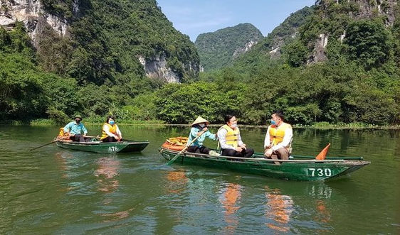 Ninh Bình: Một số dịch vụ giải trí, thể thao, du lịch hoạt động trở lại từ 3/7