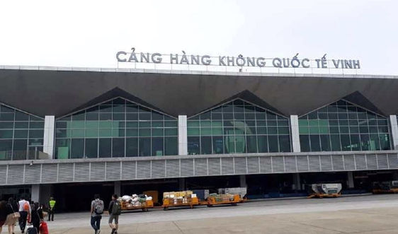 Nghệ An: Tìm người trên chuyến bay do liên quan đến ca nhiễm Covid-19