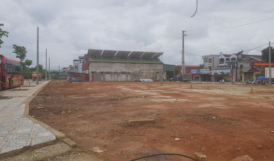 Tân Uyên (Lai Châu): Đấu giá đất tạo nguồn lực cho cơ sở