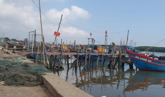 Nghệ An: Chủ động công tác ứng phó với áp thấp nhiệt đới