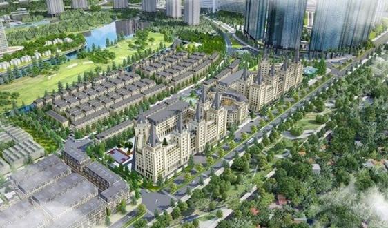 """Bất động sản Hà Nội: Giá đất nền dự án """"leo thang"""""""
