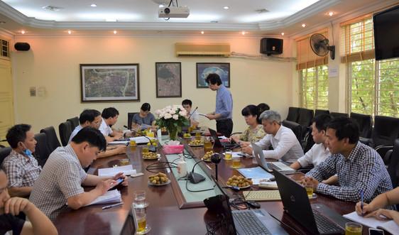 Cục Viễn thám quốc gia quyết tâm xây dựng Đảng bộ trong sạch, vững mạnh