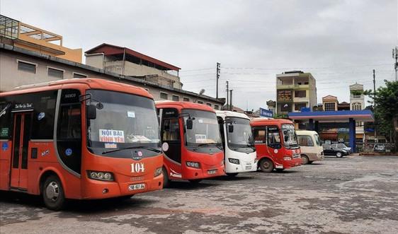 Ninh Bình: Tạm dừng hoạt động vận tải hành khách đi, đến các tỉnh, thành phố đang có dịch từ 7/7