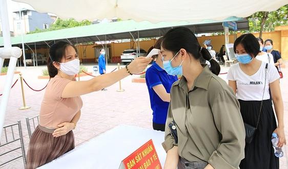 Hà Nội: Đảm bảo an toàn phòng, chống dịch Covid-19 trong kỳ tuyển sinh 2021-2022