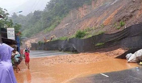 Nghệ An: Chủ động ứng phó với mưa lớn, lũ quét, sạt lở đất