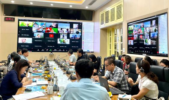 Tập huấn quản lý rủi ro thiên tai dựa vào cộng đồng cho 28 tỉnh ven biển